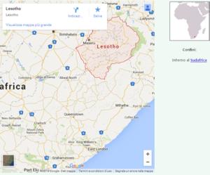 globalgeografia lesotho